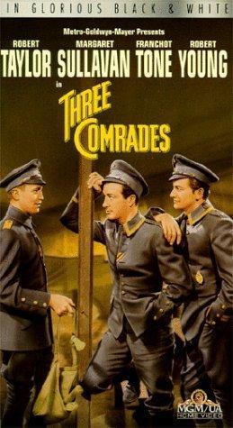 Three Comrades kapak