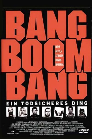 Bang Boom Bang - Ein todsicheres Ding kapak