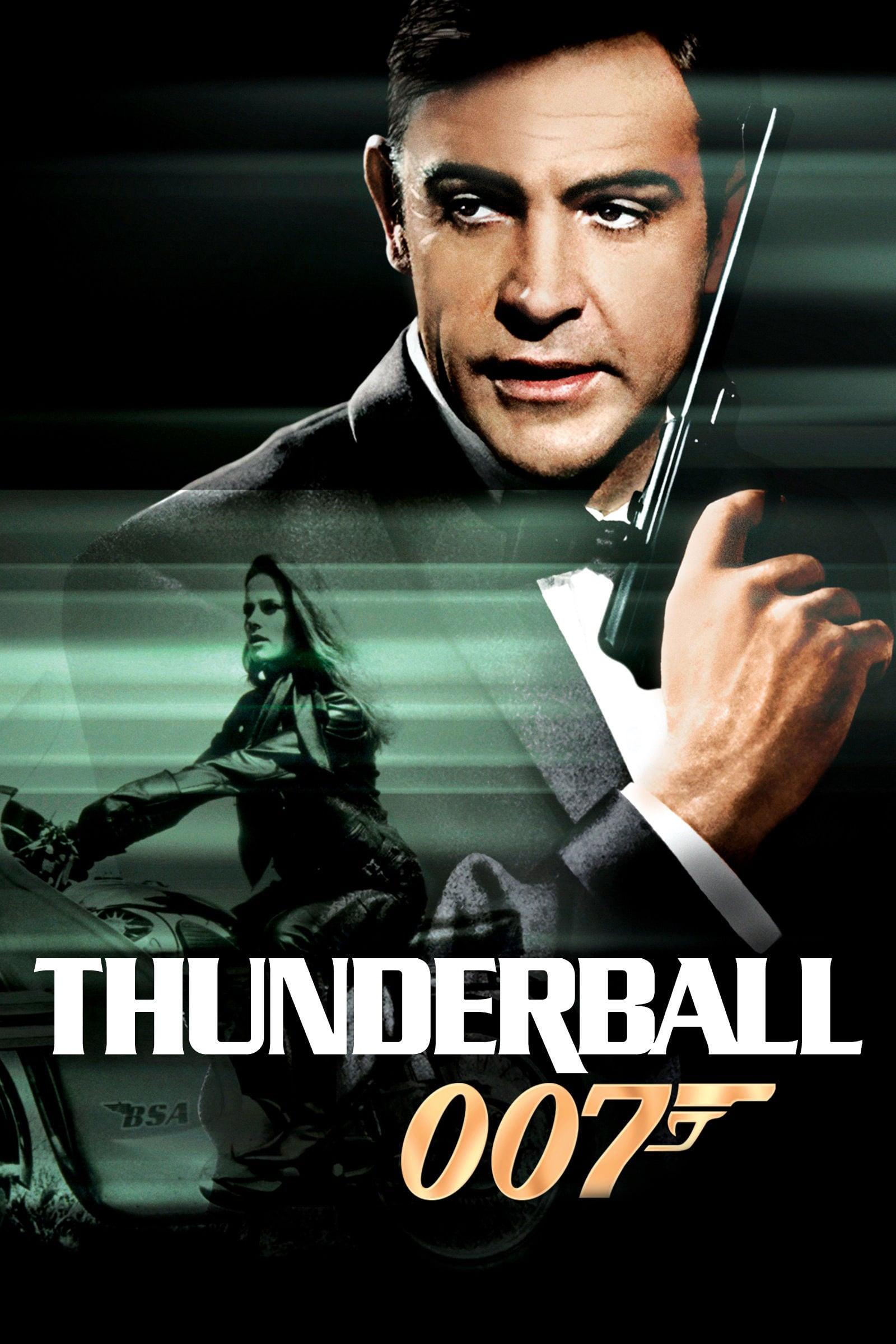 Thunderball kapak