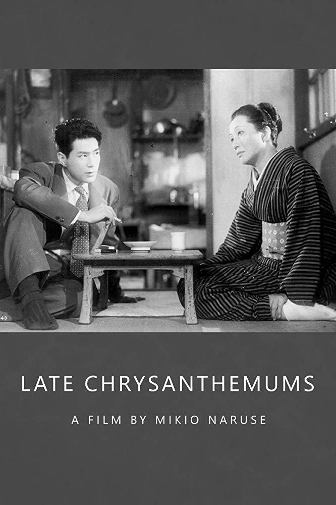 Late Chrysanthemums kapak