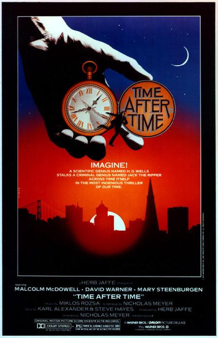 Time After Time kapak