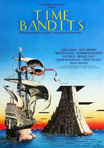 Time Bandits kapak