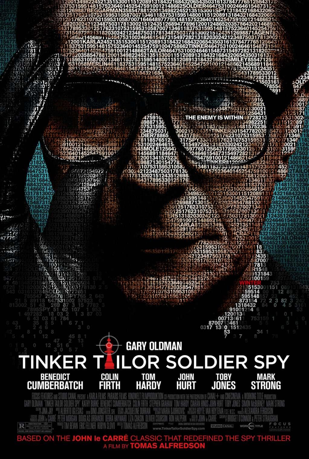 Tinker Tailor Soldier Spy kapak