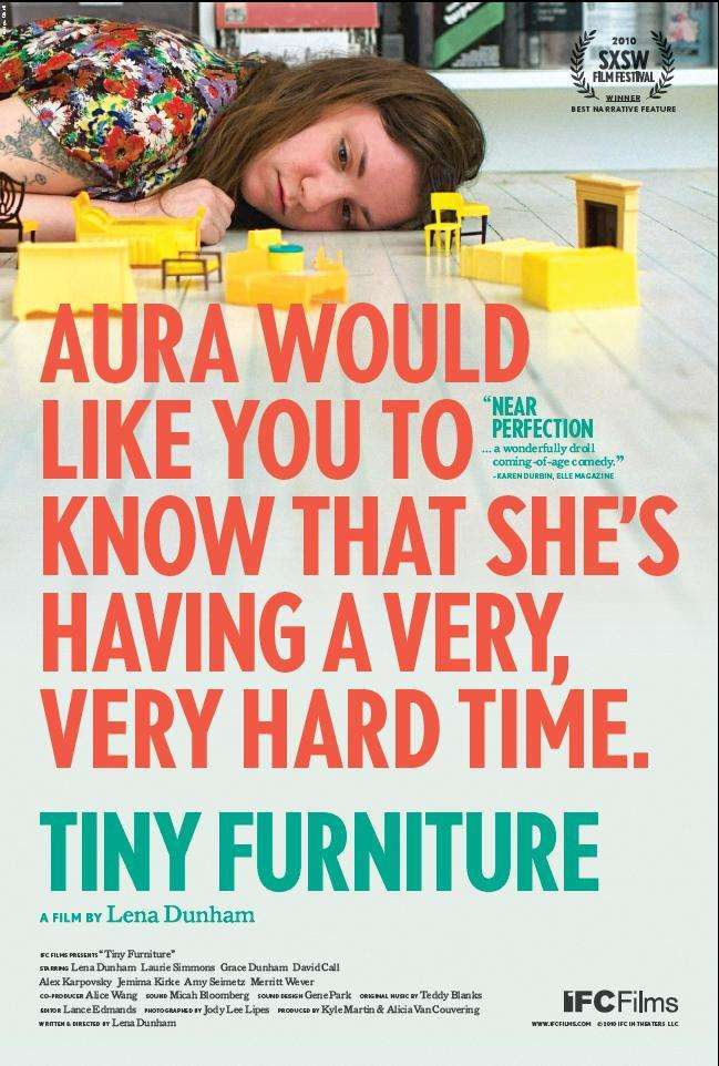 Tiny Furniture kapak