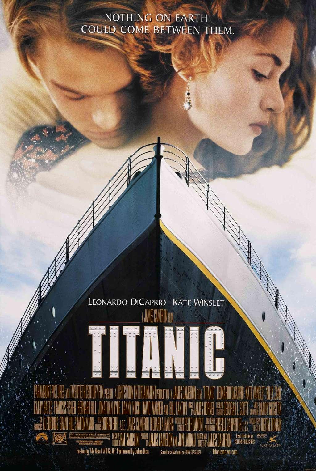 Titanic kapak