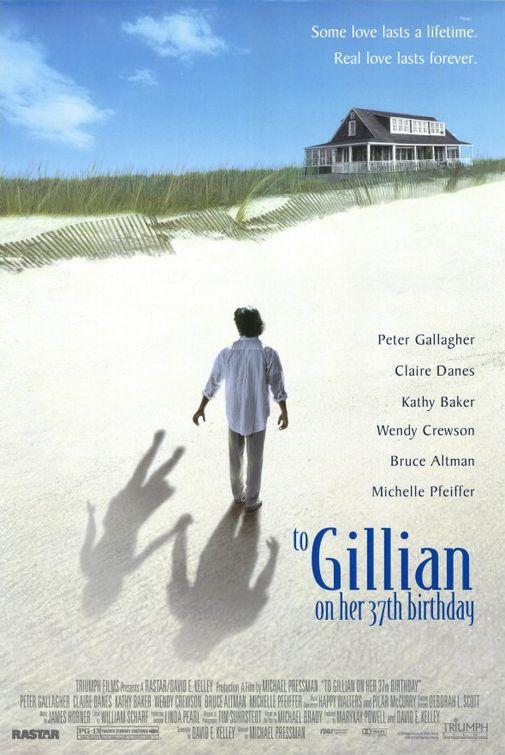 To Gillian on Her 37th Birthday kapak