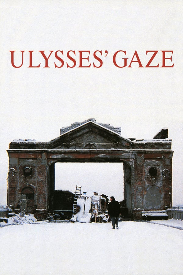 Ulysses' Gaze kapak