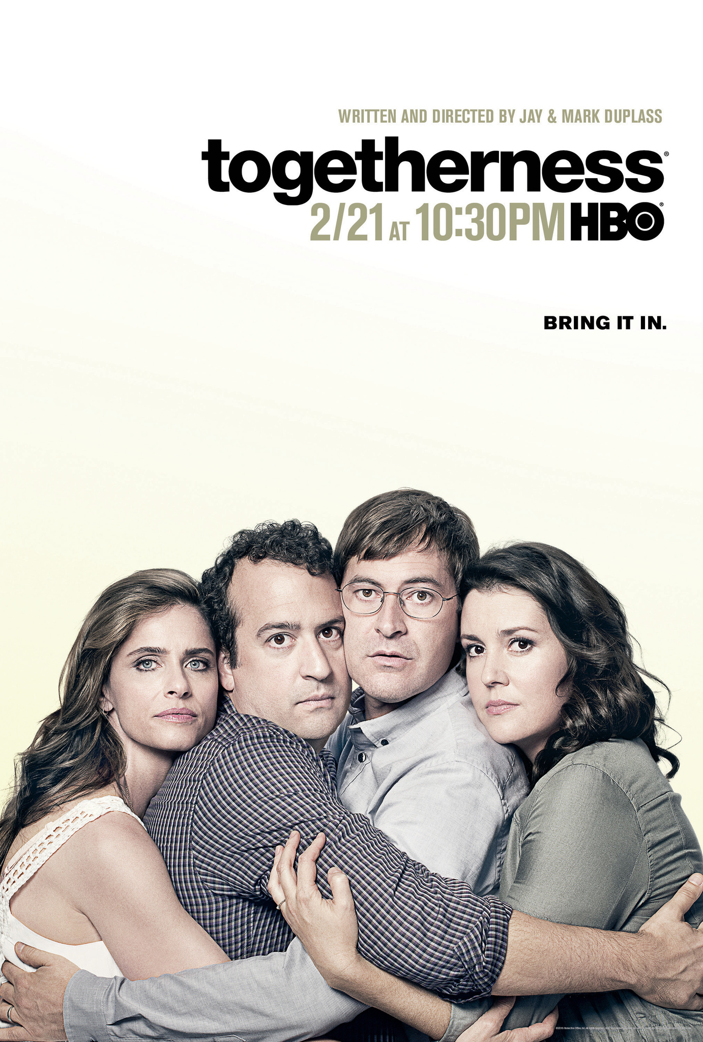 Togetherness kapak