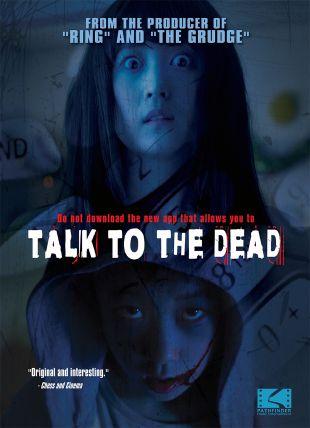 Talk to the Dead kapak