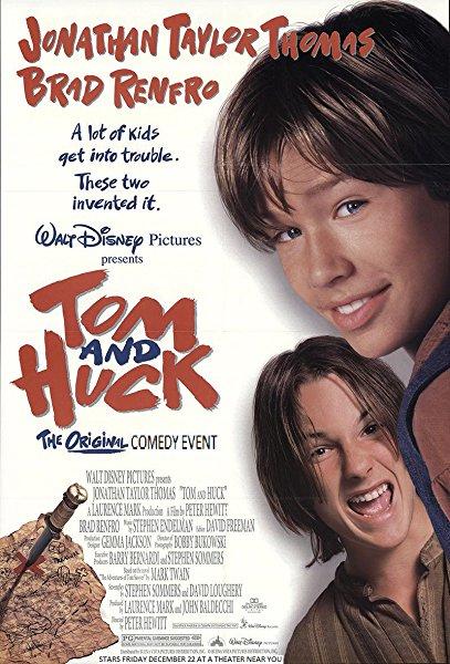 Tom and Huck kapak