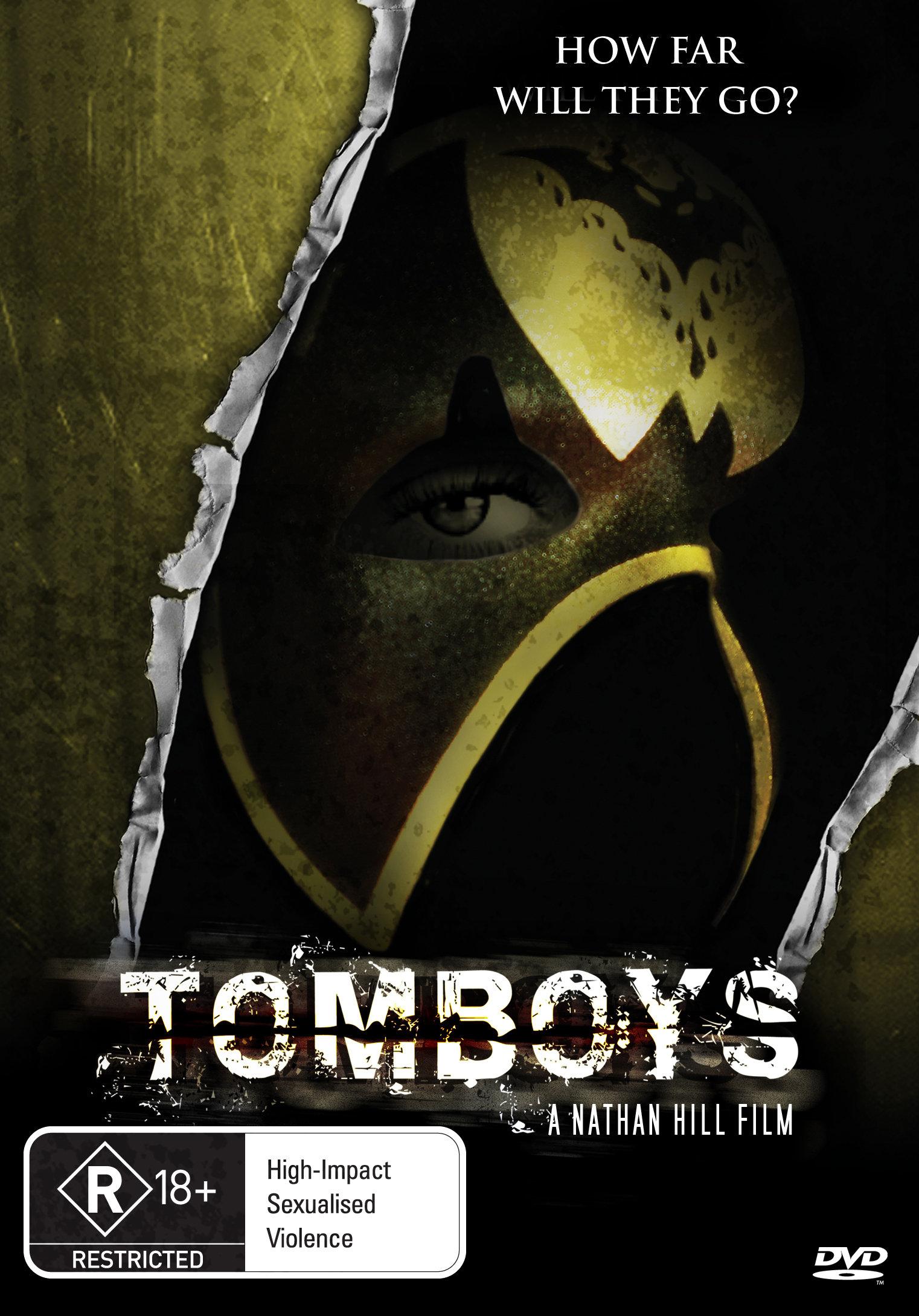 Tomboys kapak