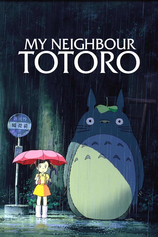 Tonari no Totoro kapak