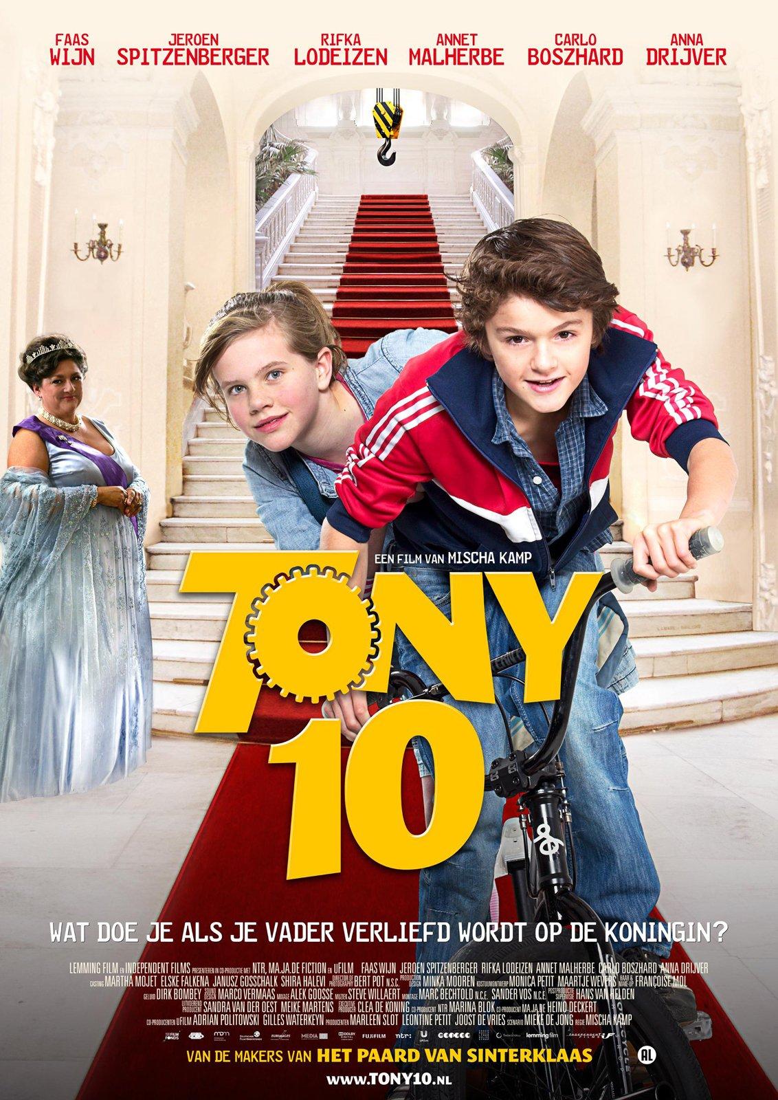 Tony 10 kapak