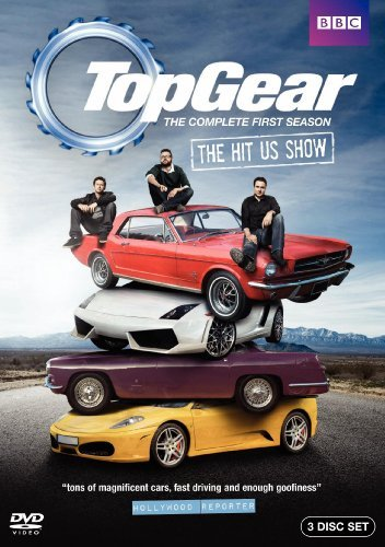 Top Gear USA kapak