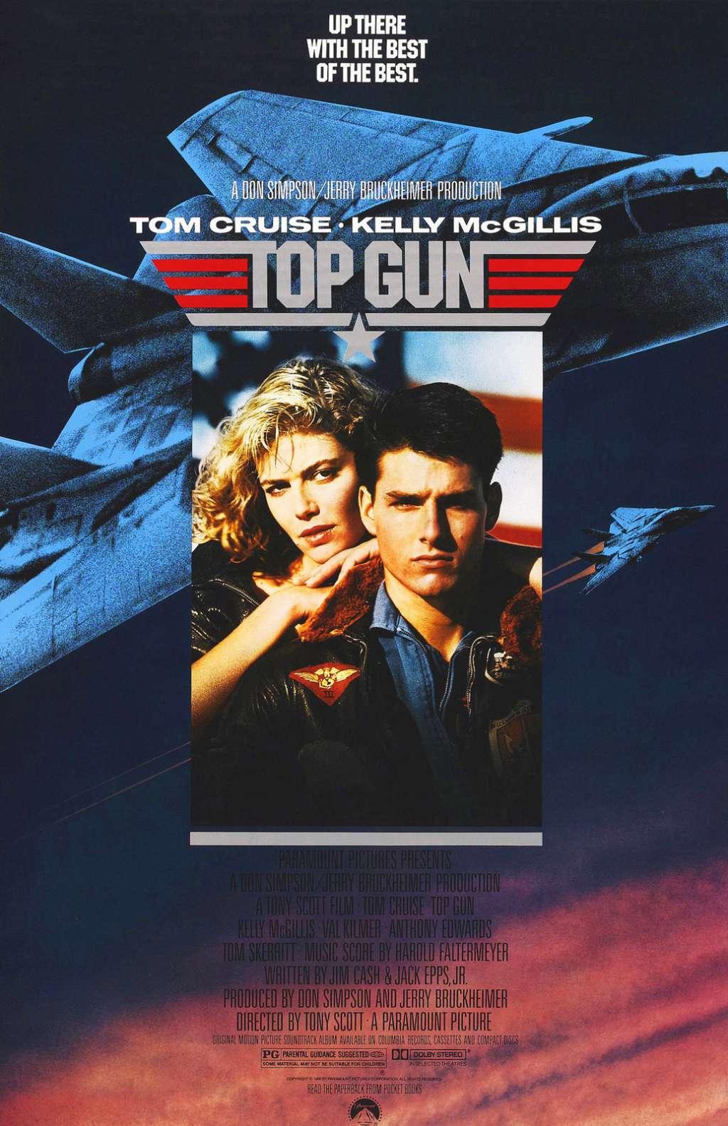 Top Gun kapak