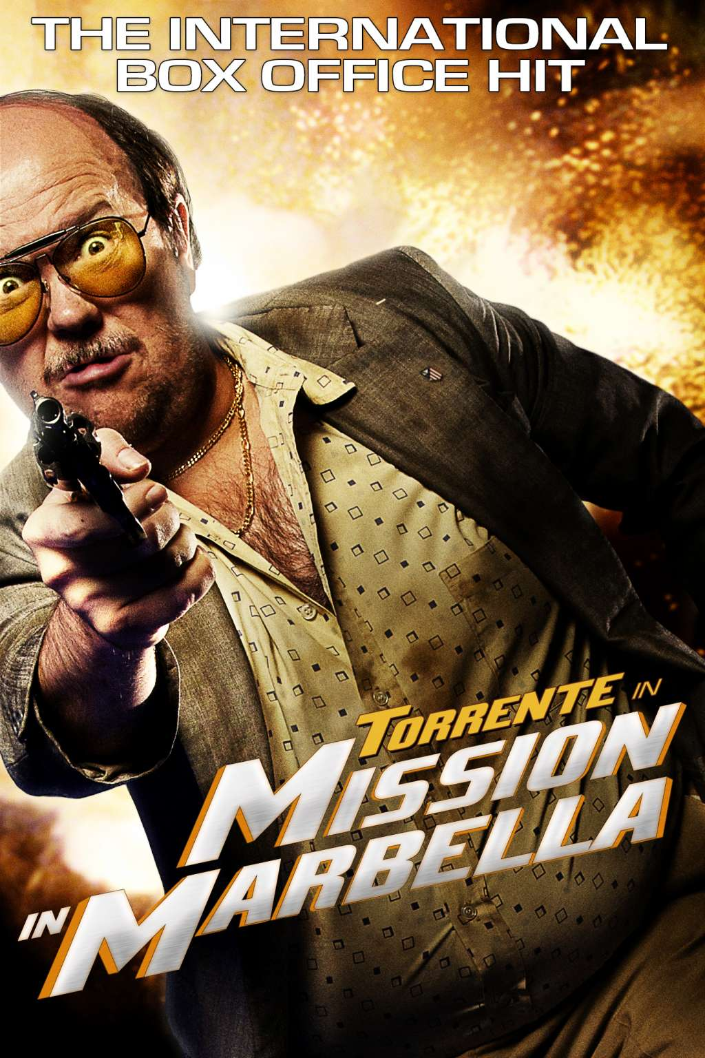 Torrente 2: Mission in Marbella kapak