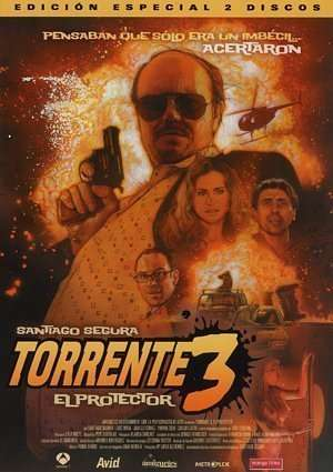 Torrente 3: El protector kapak