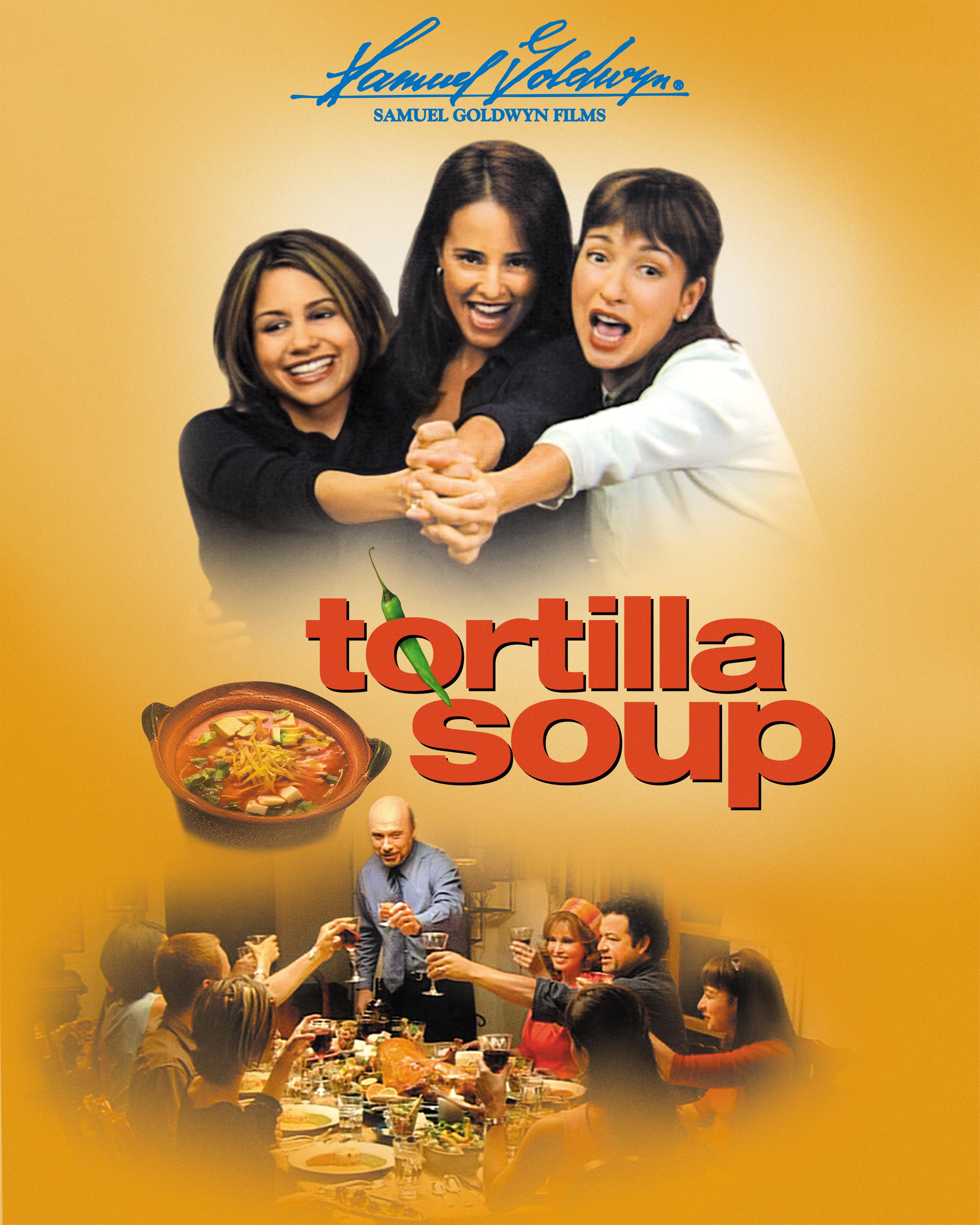 Tortilla Soup kapak