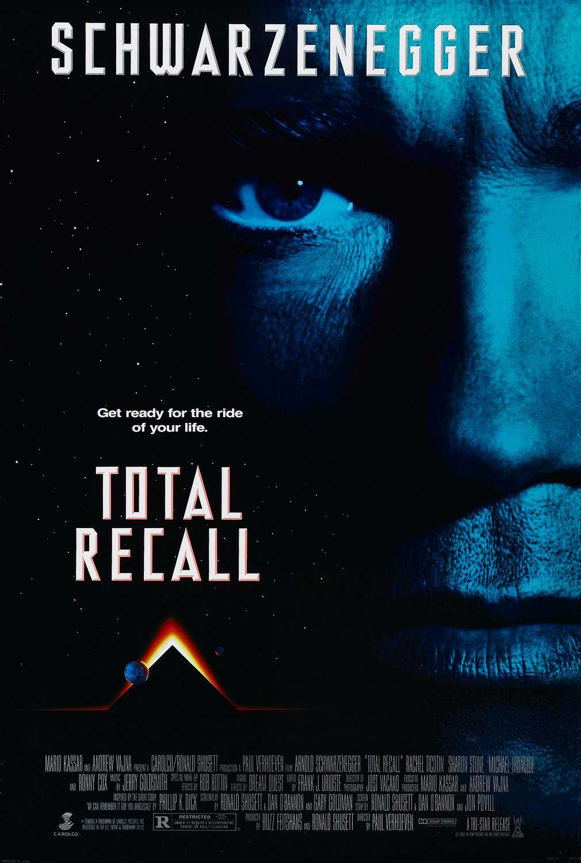 Total Recall kapak