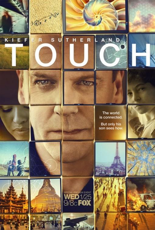 Touch kapak