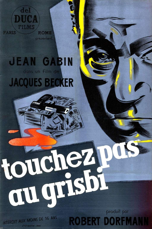 Touchez Pas au Grisbi kapak