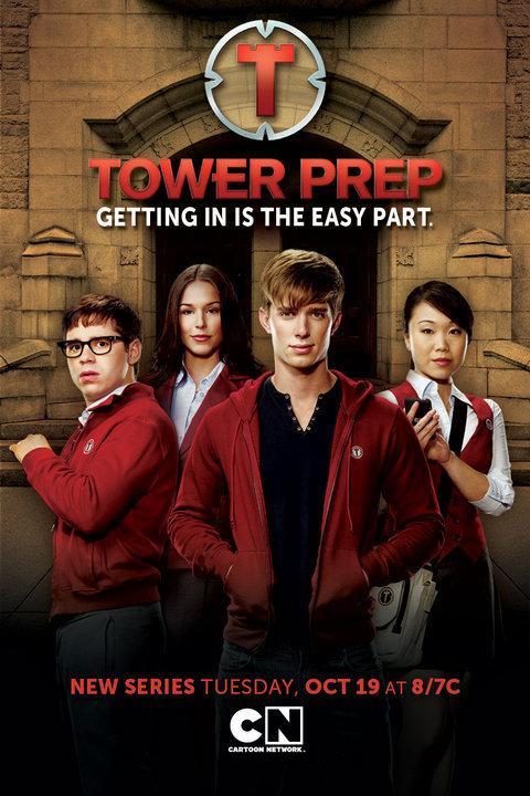 Tower Prep kapak