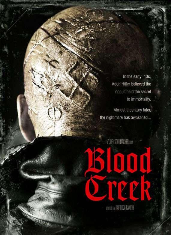Blood Creek kapak