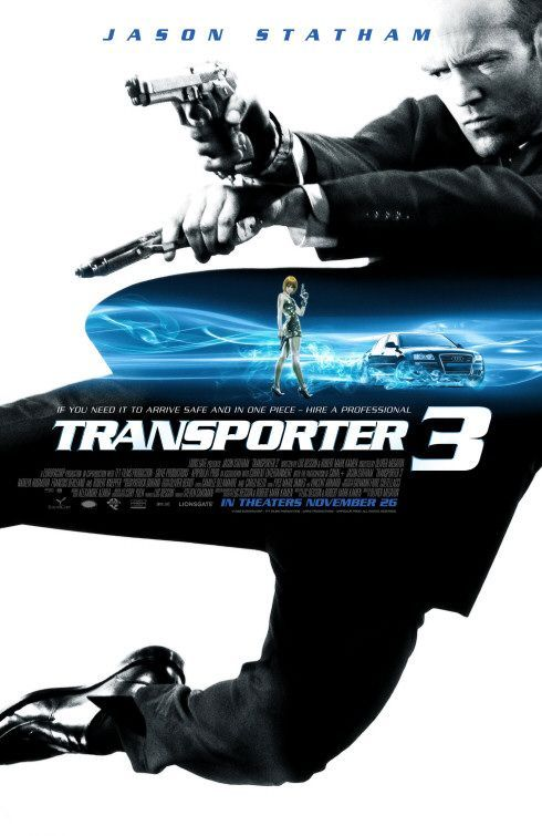 Transporter 3 kapak