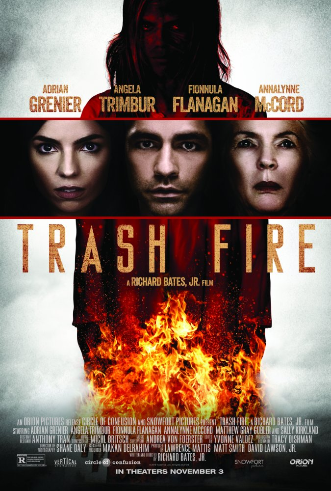 Trash Fire kapak