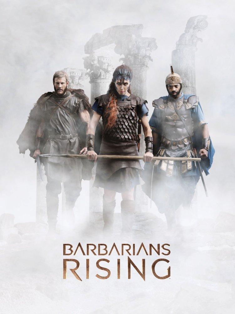 Barbarians Rising kapak