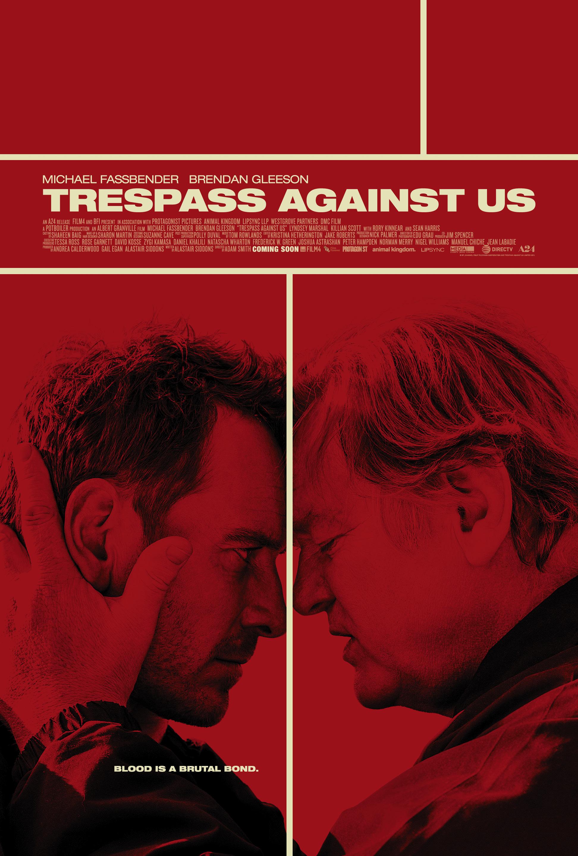 Trespass Against Us kapak