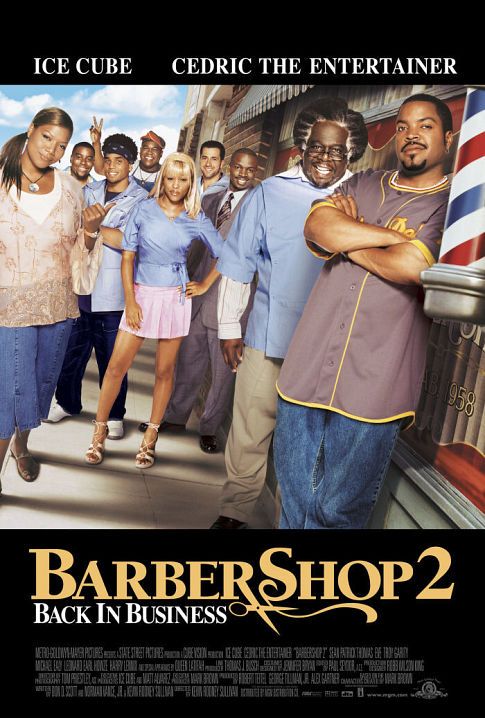 Barbershop 2: Back in Business kapak