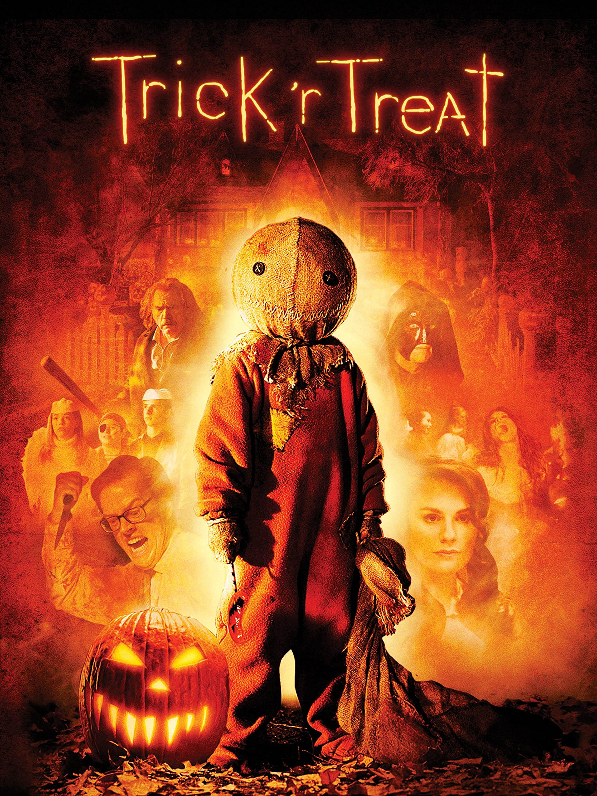 Trick 'r Treat kapak