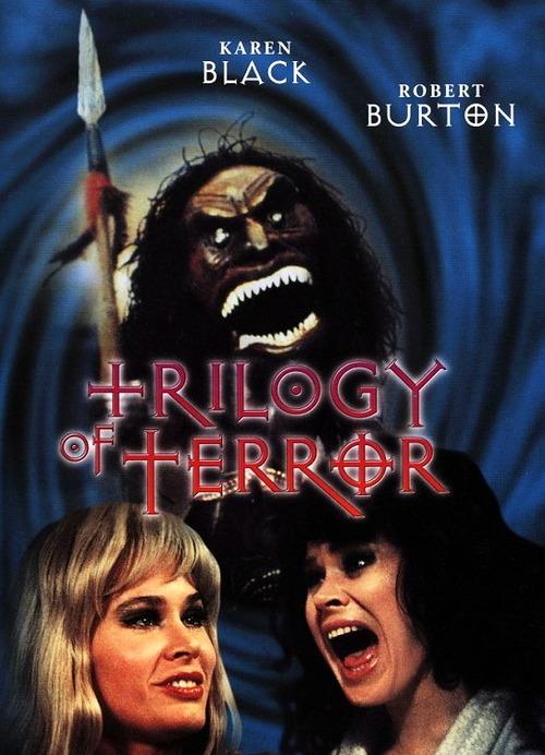 Trilogy of Terror kapak