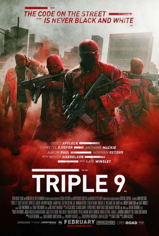 Triple 9 kapak