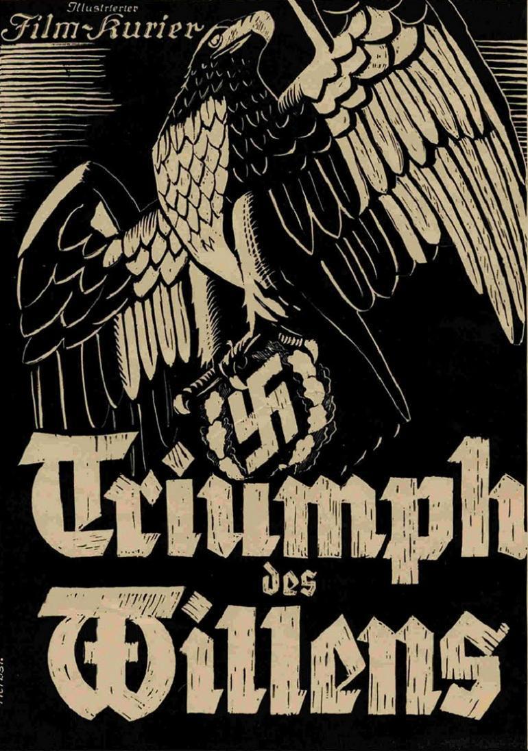 Triumph of the Will kapak