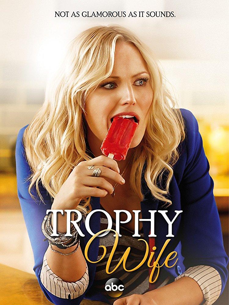 Trophy Wife kapak