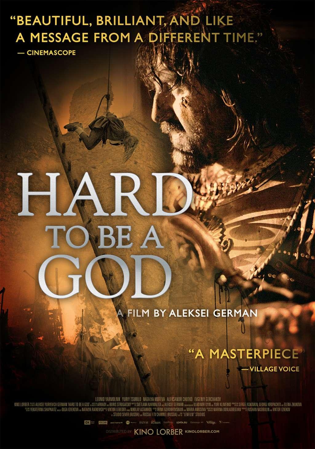 Hard to Be a God kapak