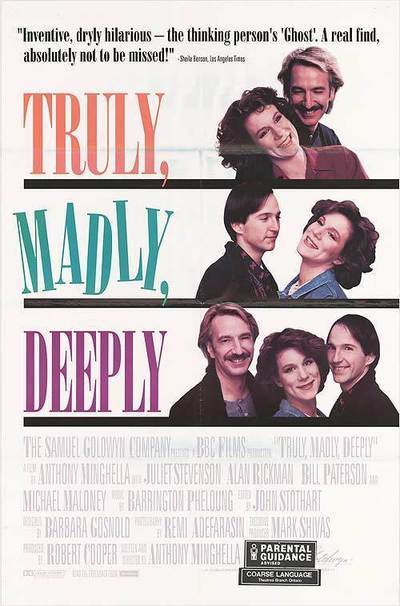 Truly Madly Deeply kapak