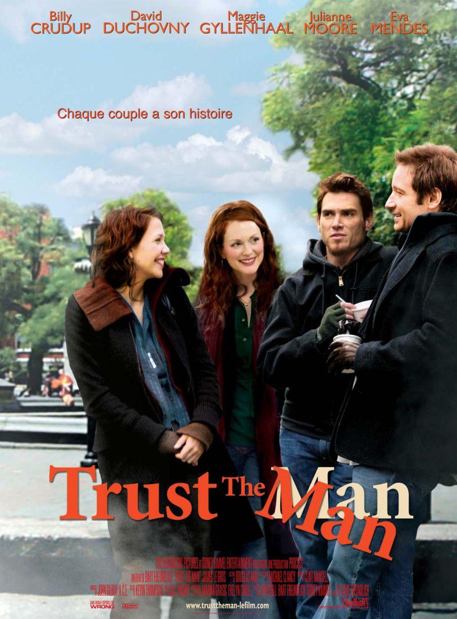 Trust the Man kapak