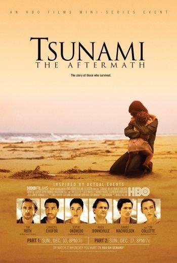 Tsunami: The Aftermath kapak