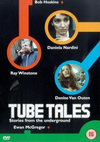 Tube Tales kapak