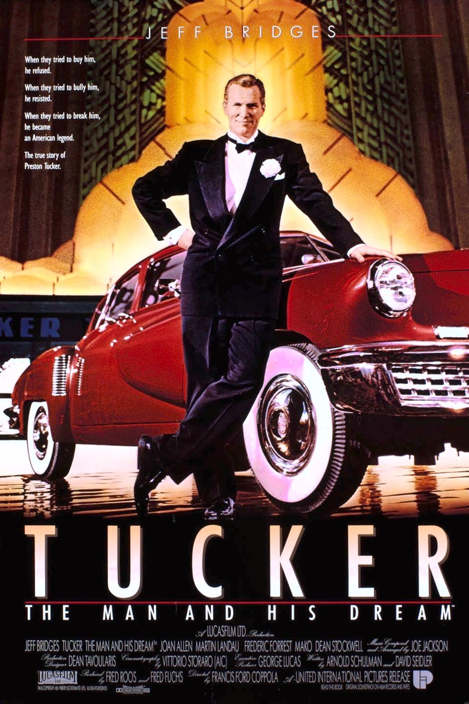 Tucker: The Man and His Dream kapak