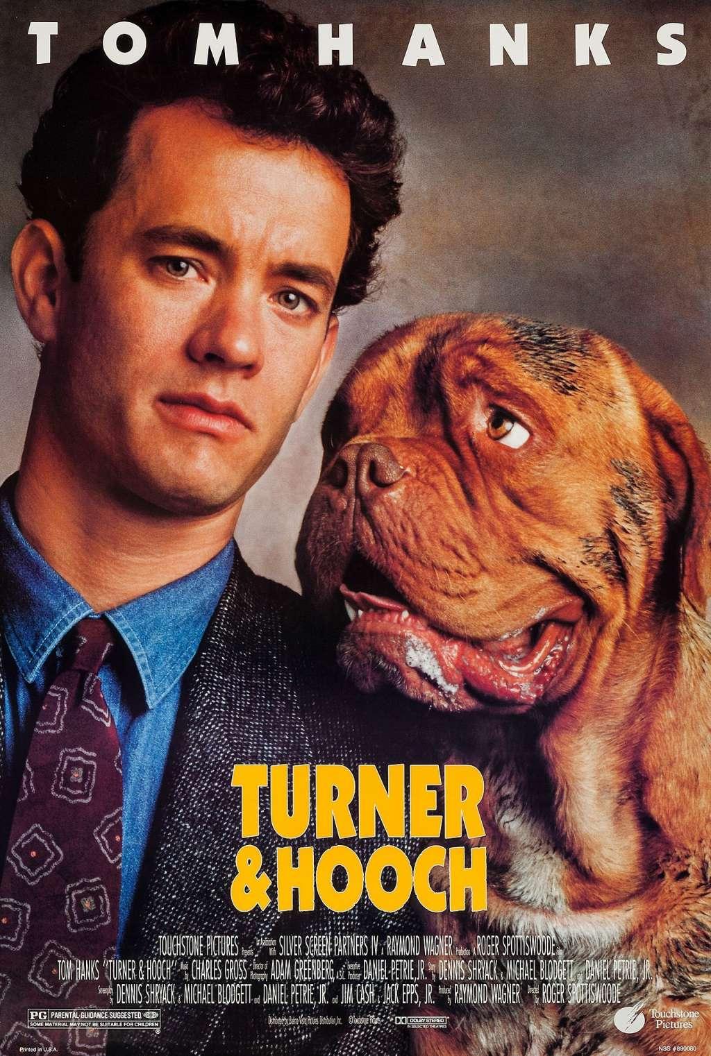 Turner & Hooch kapak