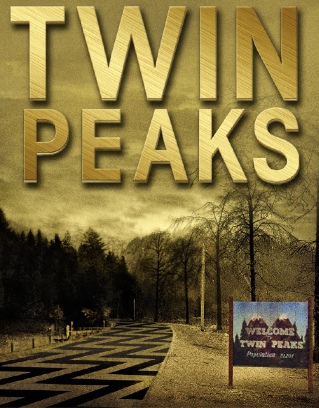 Twin Peaks kapak