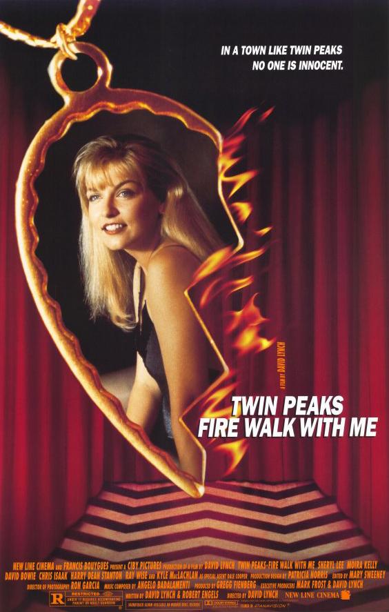 Twin Peaks: Fire Walk with Me kapak