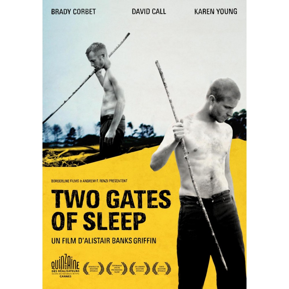 Two Gates of Sleep kapak