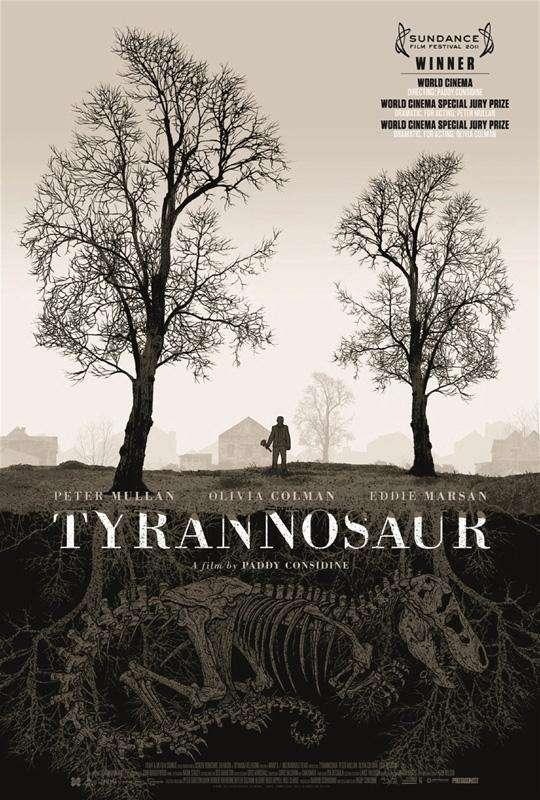Tyrannosaur kapak