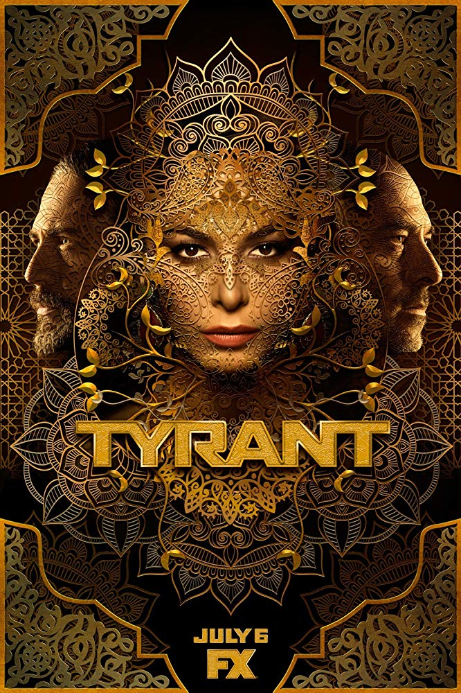 Tyrant kapak