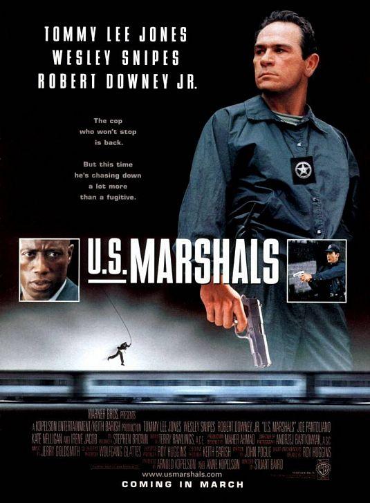U.S. Marshals kapak